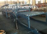 EPS/Rock Wolle-Panel-Zwischenlage-Panel-Maschinerie-Produktionszweig