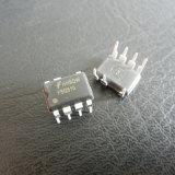 Os componentes eletrônicos da IC Fsq510