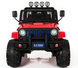 2 asientos Jeep paseo en coche de juguete para niños