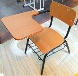 学校家具、広州学生の椅子、メモ帳(SF-21S)が付いている椅子