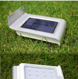 Luz solar impermeable al aire libre de la pared de 1W LED