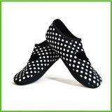 Heet Verkopend de zeer Comfortabele Zachte BinnenSchoenen van de Dans van het Neopreen van Sokken
