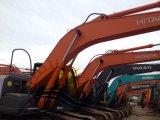 Máquina escavadora usada da esteira rolante de Hitachi Zx240 do equipamento de construção para a venda