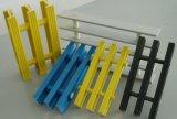 Rejas el rallar de /GRP de Pultruded de la alta calidad/reja de la fibra de vidrio