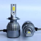 Indicatore luminoso di nebbia automatico della PANNOCCHIA LED dei kit C6 H7 dell'automobile