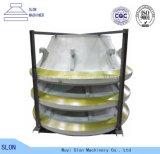 Manganèse élevé Symons 4 1/4 DST concave et manteau pour le broyeur de cône
