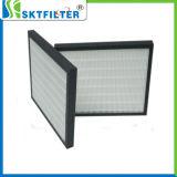 El filtro de Af010A HEPA enrarece, el filtro H14 mini, filtro H14 U17 de HEPA del aire HEPA para el purificador del aire
