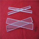 Lastra di vetro personalizzata di spessore durevole trasparente del silicone