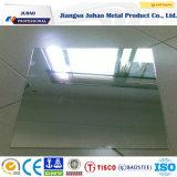 Miroir 8K 201 feuille de l'acier inoxydable 304 316