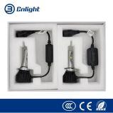 linterna H1 H11 880 del coche LED de las piezas de automóvil H4 de la linterna del coche LED de 8000lm LED Headligh 35W 9005 9006 H3