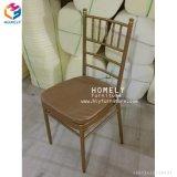 결혼식 청결한 Tiffany 우아한 겹쳐 쌓이는 의자 Hly-Cc031