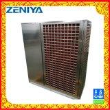 Le tube en cuivre Le cuivre Fin de la bobine de l'évaporateur pour le Cabinet AC radiateur