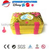 Коробка Jewellery с игрушкой случая кольца и замка для промотирования