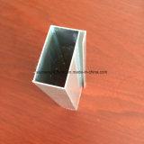 Quadrat, rundes, unterschiedliches Aluminiumlegierung-Strangpresßling-Profil für Tür und Fenster-Gefäß 13
