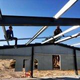 Construcción en acero personalizados con el conjunto completo de equipo para Gallinero 2016