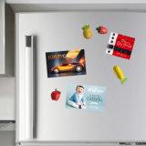 Изготовленный на заказ умрите магниты холодильника отрезока декоративным магнитным персонализированные стикером