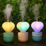 Горячий продавая увлажнитель USB света ночи 7 цветов миниый для подарка рождества выдвиженческого
