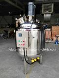 200リットルの電気暖房のステンレス鋼の砂糖の人種や文化などのるつぼ