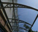 Экономического DIY поликарбоната поощрения декоративное окно навеса