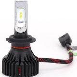 C6s COB coche LED faros H1 H3 H4 H7 H8 H11 9005 9006 9007 9012 5202 60W 6400lm Car LED faro bombilla lámpara para 6500k LED bombilla de la niebla