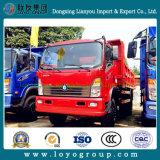 Caminhão de descarga de Sinotruk Cdw mini para a venda