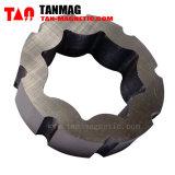 Alnico-Magnet, Gussteil, Ring
