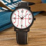 Neueste Marke Z323 Ihre eigene Firmenzeichen-Armbanduhr-Form-preiswerte Unisexuhr