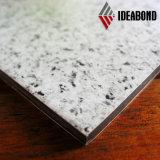Панель взгляда камня покрытия PVDF алюминиевая составная для украшения