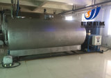 Une bonne utilisation du lait UHT de ligne de production