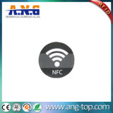 Etiqueta engomada normal del pegamento del pegamento NFC