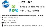 Máquina de coser plegable de la materia textil de la tela del CNC