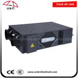 Pm2.5静電気のクリーニングの熱回復換気装置