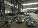 OEM que forja fabricantes resistentes de la rueda de la grúa de rueda de la grúa de la pista