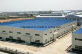 Costruzione fatta dall'Steel Prefabricated per il magazzino e la fabbrica