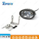 Luz auto de los accesorios 4X4 10W LED del coche de las piezas de automóvil