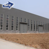 低価格の産業小屋は鋼鉄プレハブの倉庫を設計する