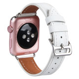 Vintage de cuero de colores de moda Adjuatable Watch Band para Apple