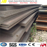 Placa de aço laminada a alta temperatura do ferro/liga/bobina/tira/folha Ss400