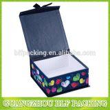 Cadre de papier de cadeau carré fait sur commande empaquetant pour l'impression polychrome (BLF-GB172)