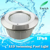 Luz impermeable de la piscina de IP68 LED con diversos colores