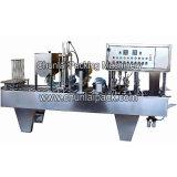 Máquina de enchimento da selagem do copo líquido do suco