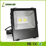 Het hoge LEIDENE 6000K van de Veiligheid van de Macht 100W Lichte 500W Gelijkwaardige IP65 Licht van de Vloed