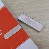 Подгонянная ручка USB зажима металла подарка дела (YT-3217-04)
