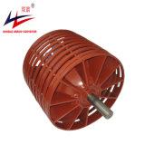 Excelente calidad de la polea de tambor limpio espiral personalizados