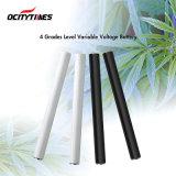 Ocitytimes卸し売り細いS8は510 Cbd Vapeのペン電池を予備加熱する