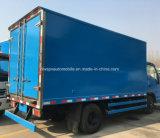 Isuzu 4X2 Rfrigerated Van 6 Tonnen Kühlraum-Transport-LKW-