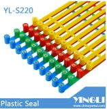 Bloqueio de lacre de segurança Quality-Assure Abraçadeira plástica vedações (YL-S220)