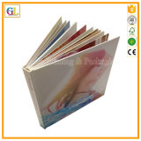 くるみ式製本の新しい本の印刷(OEM-GL008)