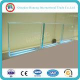 Glace de flotteur crue claire d'espace libre en verre de guichet en verre de construction