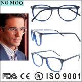 Glazen van de Frames Eyewear van Eyeglassse van de manier de Blauwe Optische